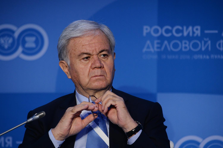 SCO Secretary-General Rashid Alimov.