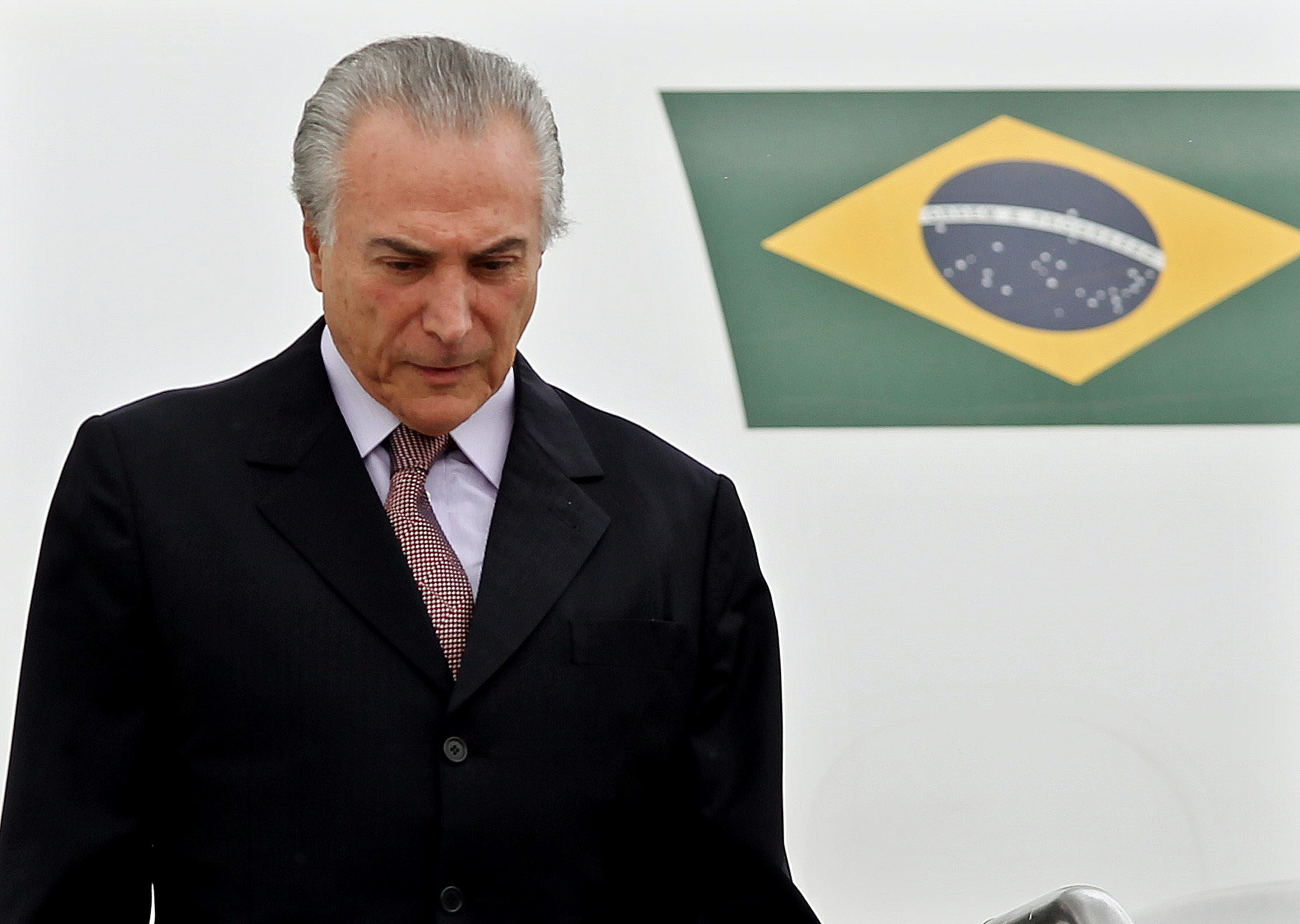 Temer estaria disposto a fortalecer parceria com a China e aumentar intercâmbio comercial