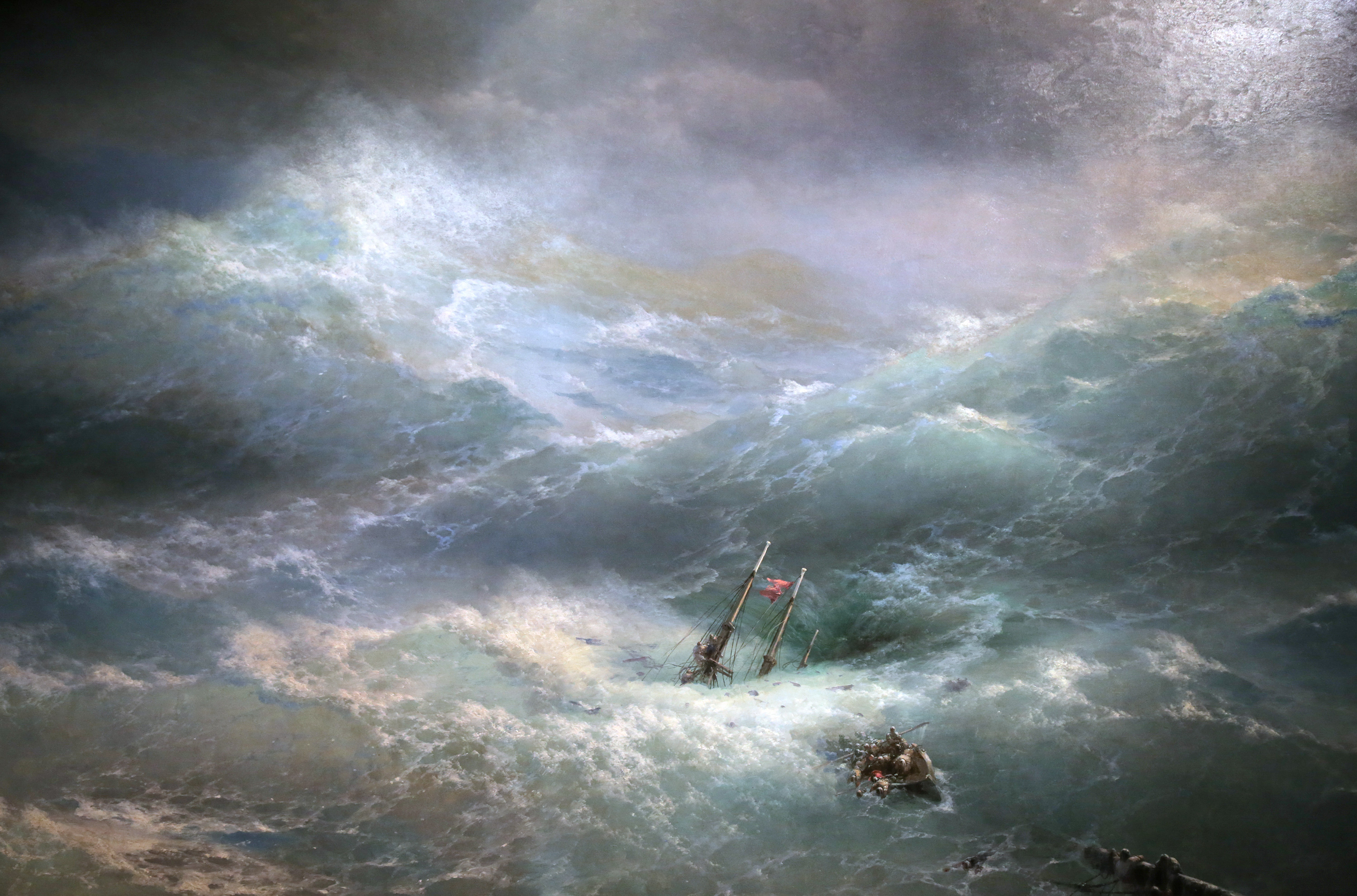 Ivan Aivazovsky's paintings bequeathed to art history ...