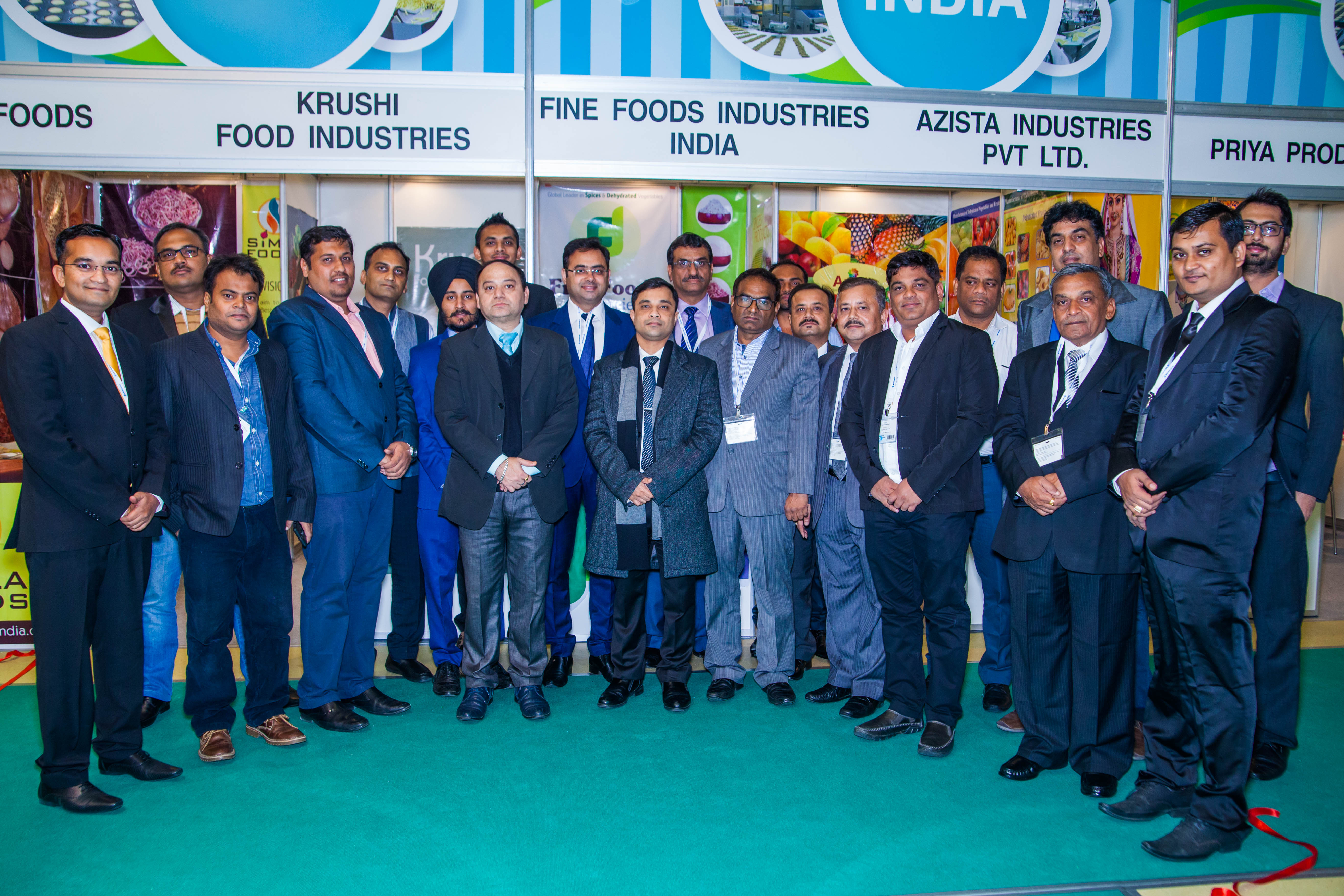 Agroprodmash exhibition attracts over 50 exhibitors from India.