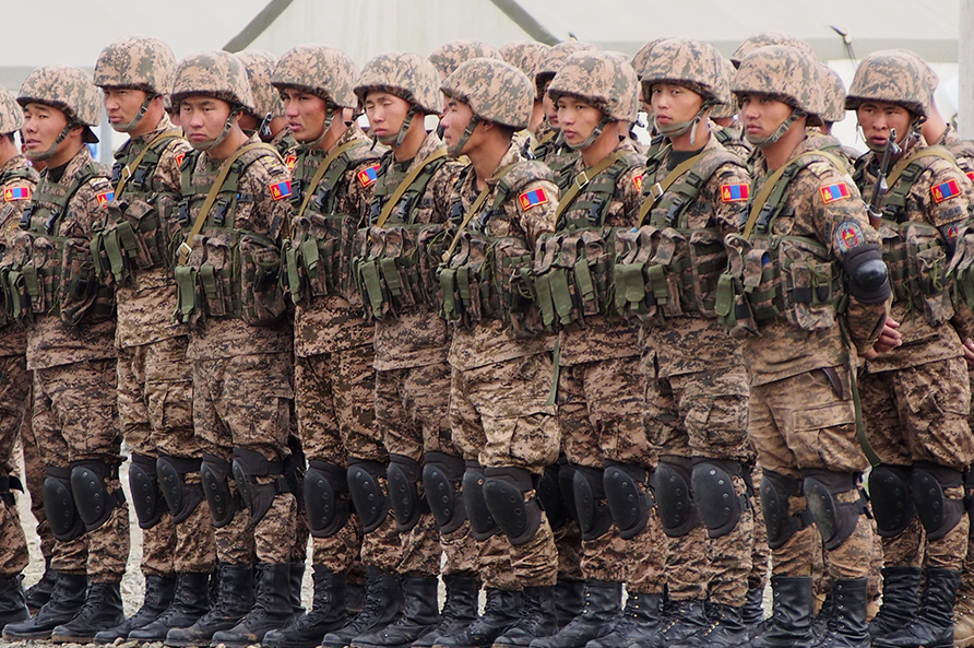 The Russian Armed Forces and Mongolian Army held a joint military exercise, dubbed Selenga 2016.