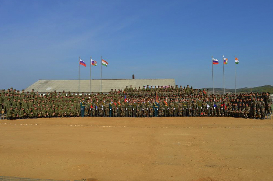 Next INDRA joint drills to be held in 2017.