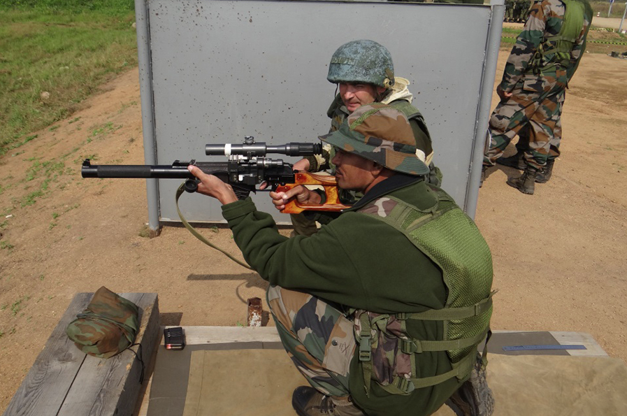 The Russian Armed Forces were represented by 250 soldiers from the 59th Motorized Infantry Brigade.
