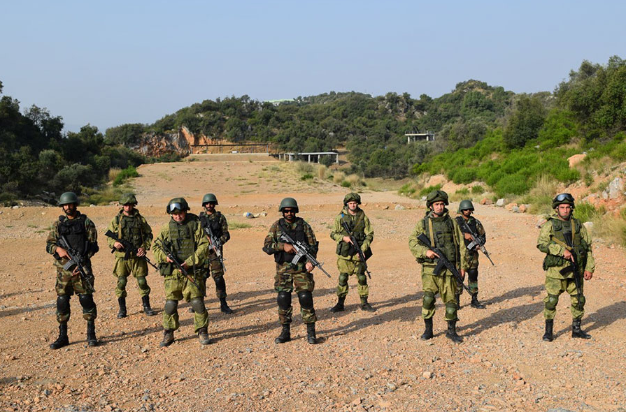 The Russian Ambassador to Pakistan was misquoted by Pakistani and Indian media outlets. Russia and Pakistan have moved closer and held military drills this year (pictured above).