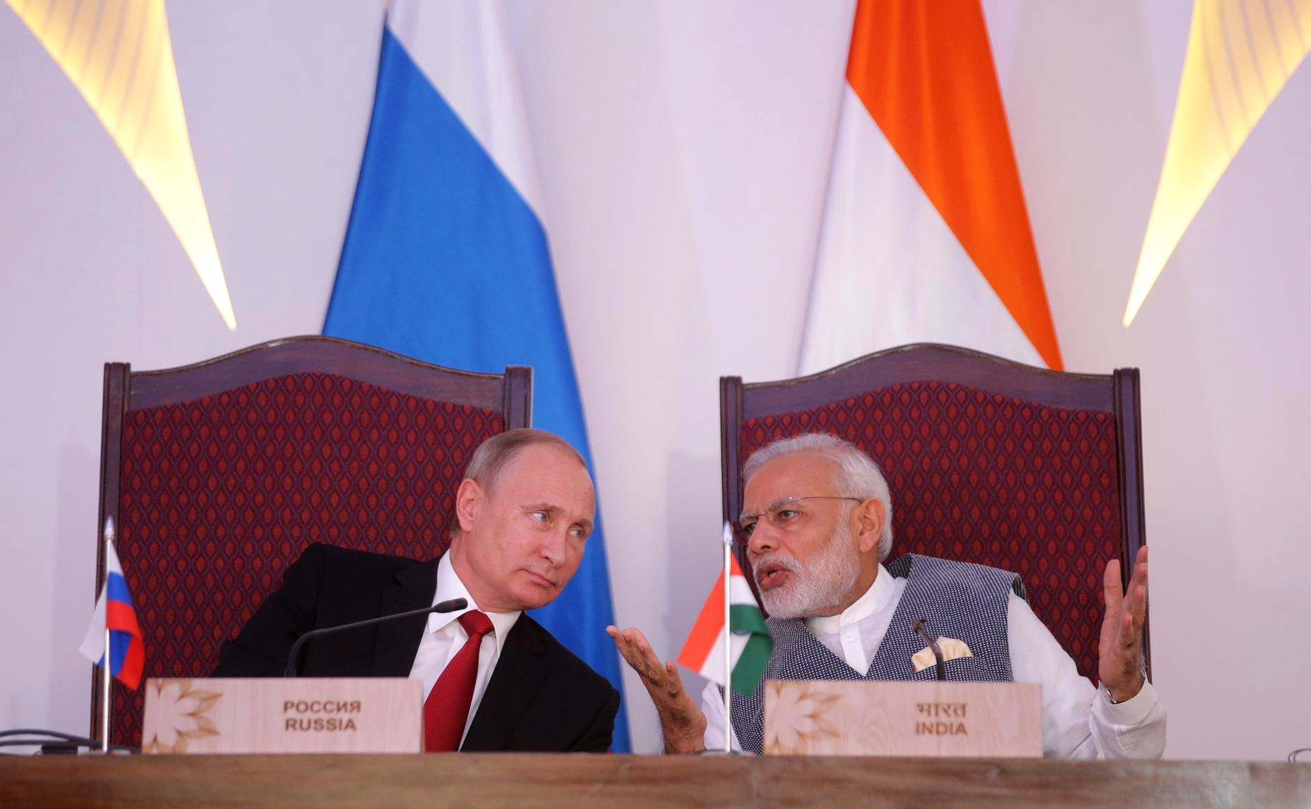 Russia continues to remain a trustworthy strategic partner for India.
