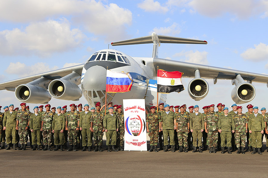First Russian-Egyptian anti-terrorist exercise, dubbed Defenders of Friendship-2016 was held on October 15-26.