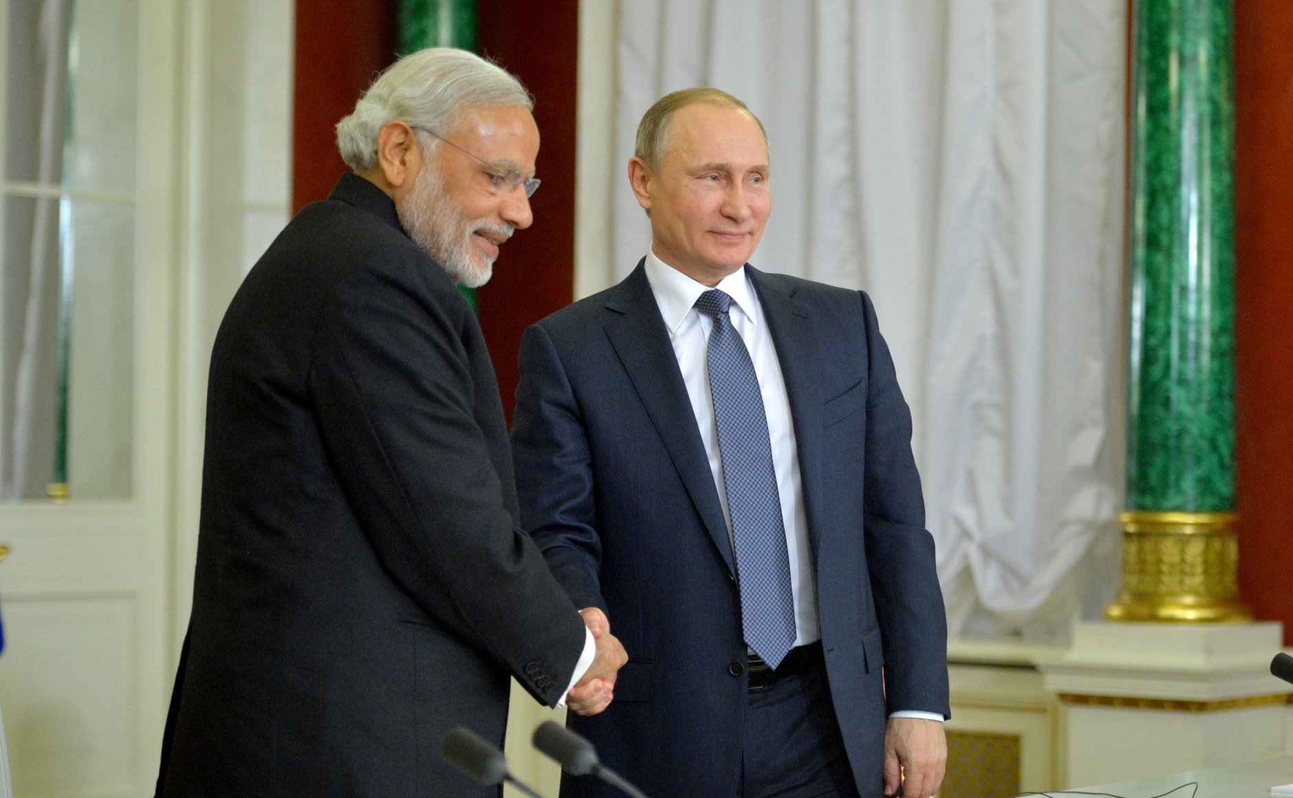 The India-Russia relationship is the one global partnership with very few differences.