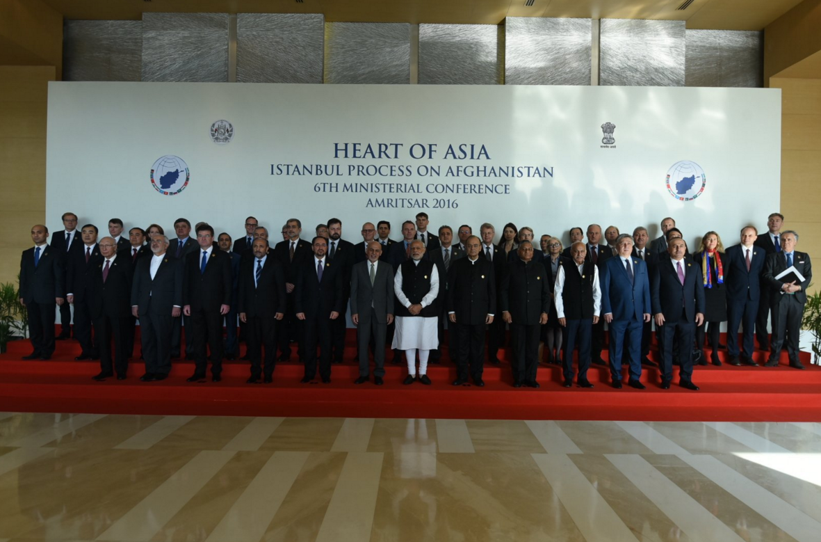 India hosted the 6th Heart of Asia (Istanbul Process) conference in Amritsar on December 3 and 4.