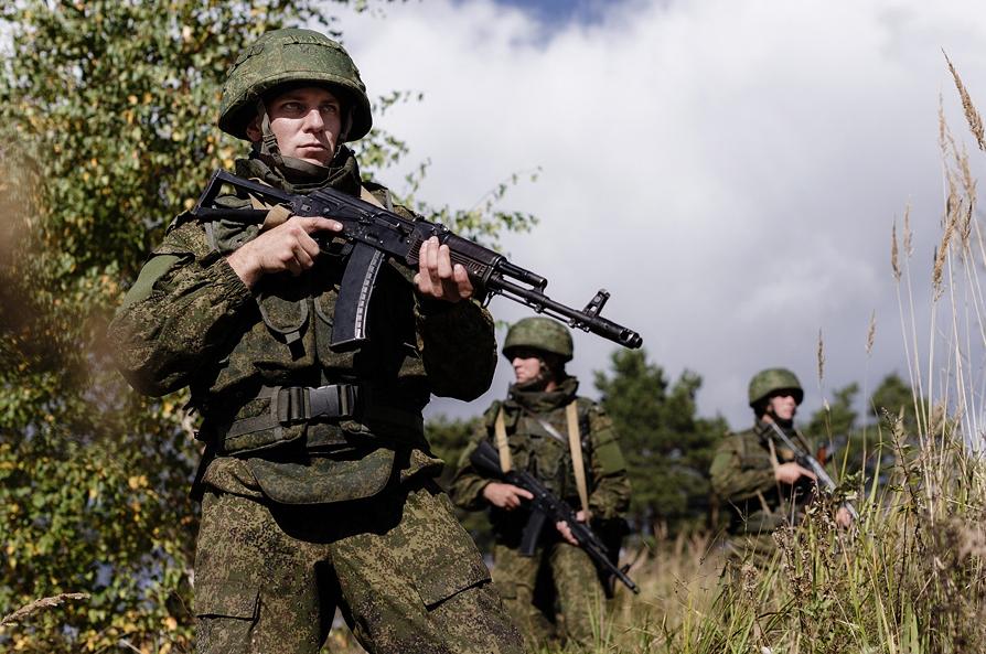 The Kalashnikov rifle needs no introduction.