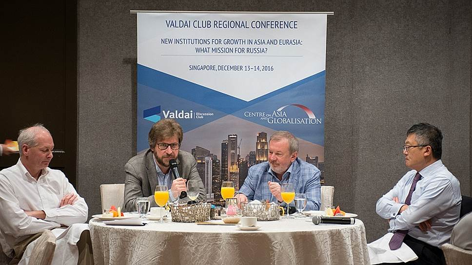 Valdai Club promotes dialogue between Russian and international intellectual elites.