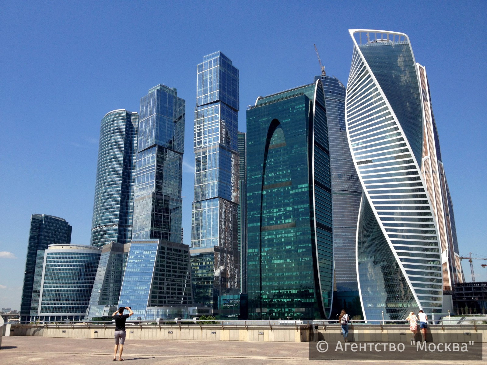 The Russian government is trying to make the country more business-friendly. Photo: Moscow City business center. Source: Moskva Agency