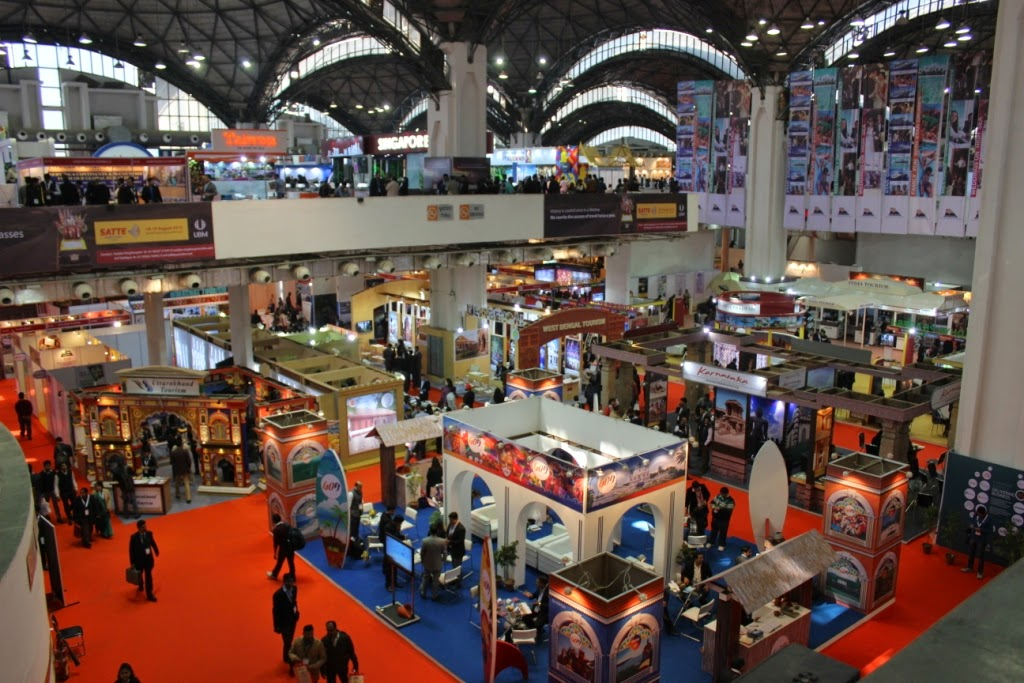 SATTE will be held at the Pragati Maidan in New Delhi on Feb. 15 to 17.
