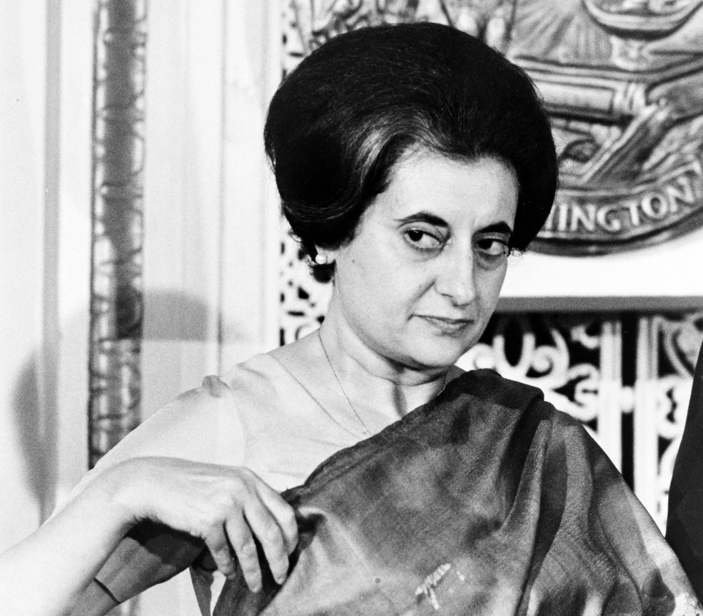 Indira Gandhi was very popular in the Soviet Union. Source: Public Domain