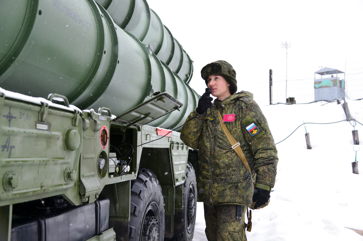 According to Russia's Ministry of Defence, a total of nine S-400 missile units will be deployed in the Moscow Region.