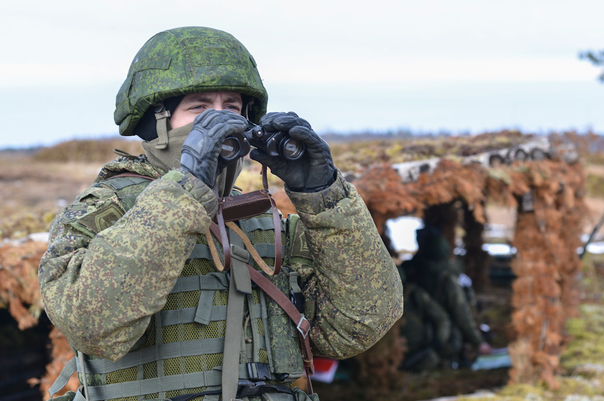 The Russian and Belarusian Armed Forces organize joint exercises on regular basis.