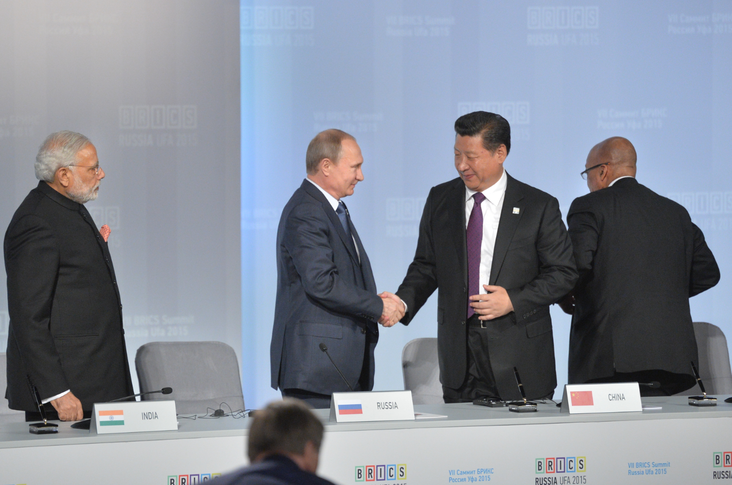 The BRICS format has not helped bring China and India closer.