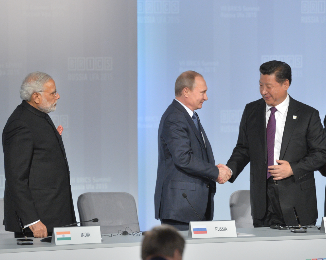 How India sees the growing ties between Russia and China