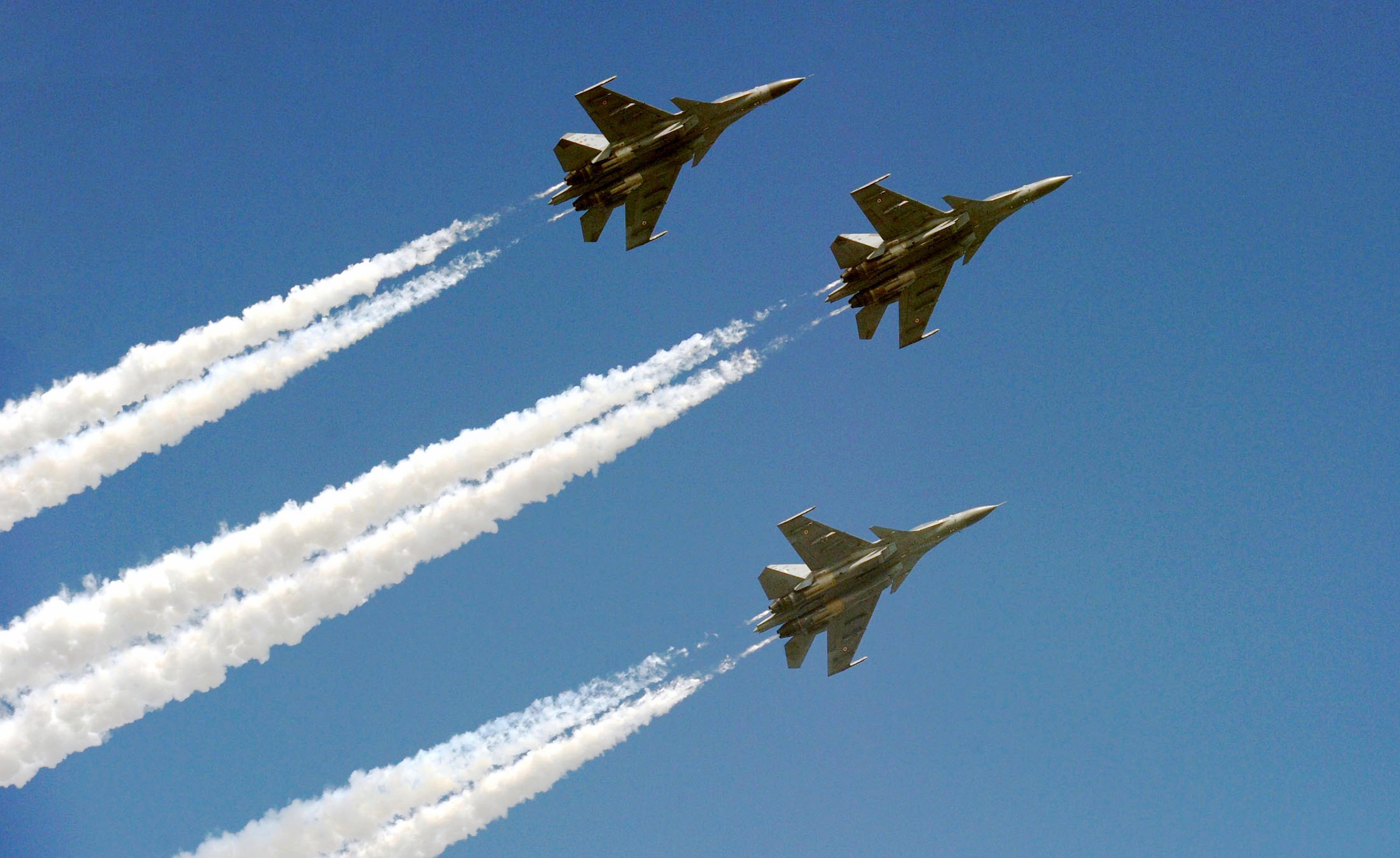 IAF operates 230 Su-30MKI aircraft. Source: Zuma/Global Look Press