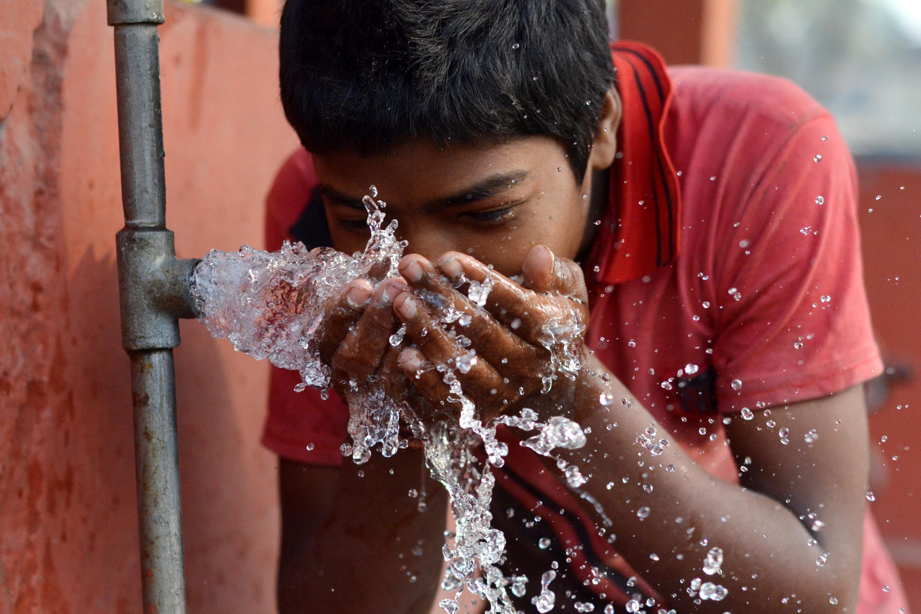 India is creating a modern water-treatment system. Source: Getty Images