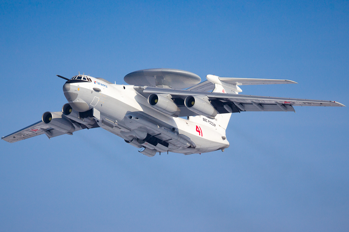 A-50: Russian AWACS plane that guards India's skies