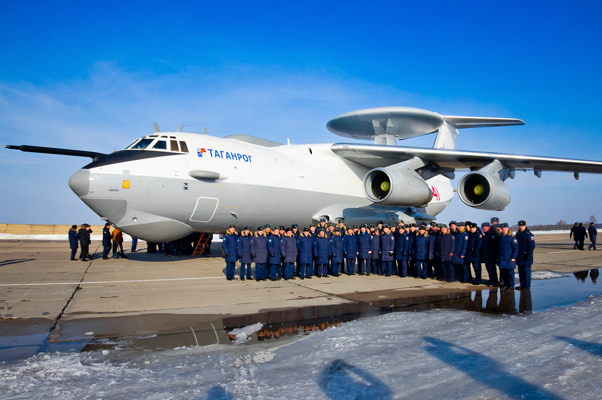 At the Aero India-2017 air show in February 2017, Russia and India signed a contract for the supply of two more A-50EI (an upgraded version of the A-50) aircraft.