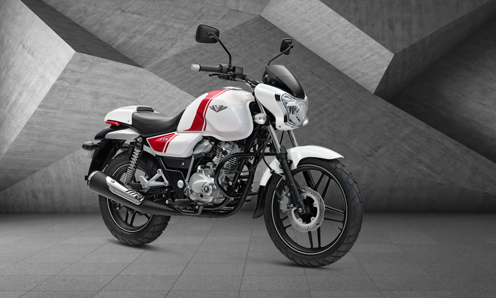 Bajaj V motorcycle. Source: bajajauto.com