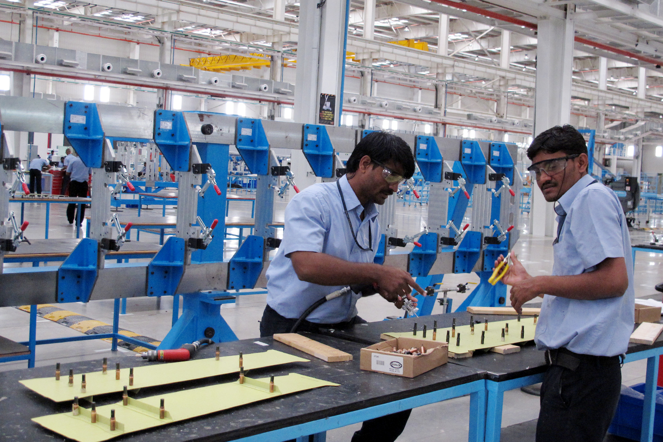 The Make In India policy opens up new opportunities for Russian companies. Source: Getty Images