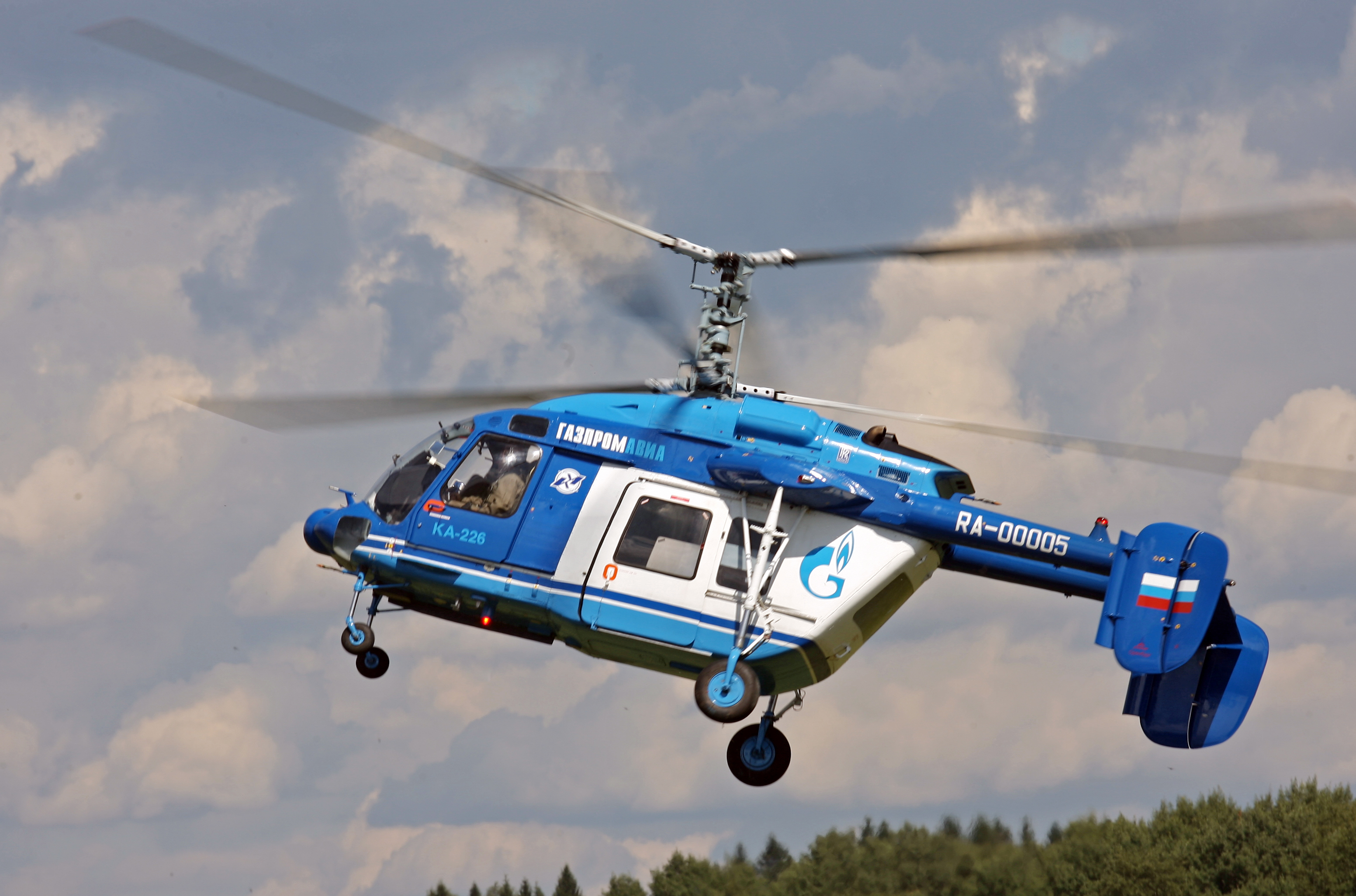 Ka-226 helicopter. Source: Global Look Press
