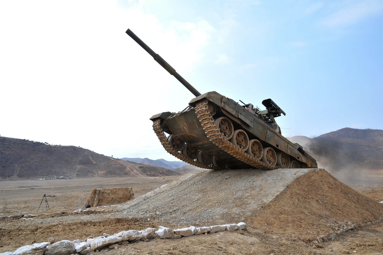 A decommissioned Soviet T-62 is being sold for $100,000 in Russia. Source: Xinhua/Global Look Press
