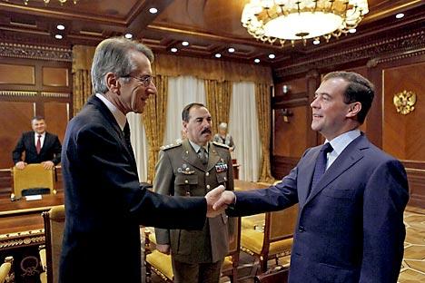Foto: Dmitri Astakhov/Ria Novosti