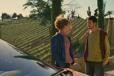 "Una scena del film ""Questo mondo è per te"" di Francesco Falaschi"