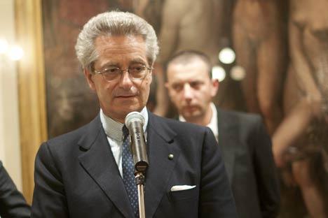 L'Ambasciatore d'Italia in Russia Antonio Zanardi Landi (Foto: Ufficio Stampa)