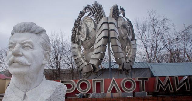 Il Parco Vdnk rappresentava il cuore economico dell'Urss (Foto: Lori/LegionMedia)