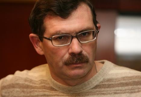 Pavel Basinskij (Foto dall'archivio personale)
