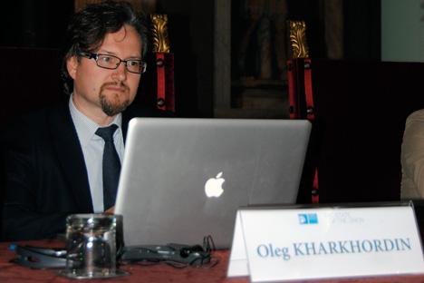 Oleg Kharkordin (Foto: Simona Pizzuti)