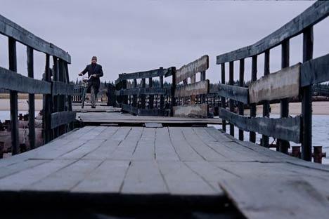 """Un'immagine del film """"Silent Souls"""" (Foto: Ufficio Stampa)"""