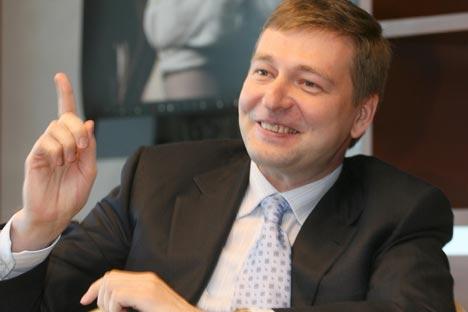 Dmitri Rybolovlev (Foto: Itar-Tass)