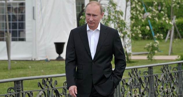 Il Presidente Putin al summit di San Pietroburgo, giugno 2012 (Fonte: kremlin.ru)