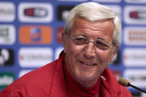 Marcello Lippi (Foto: AP)