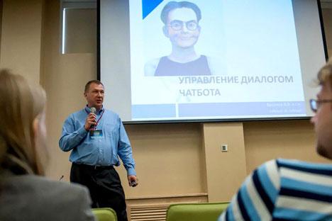 Vladimir Veselov (Foto: ufficio stampa)