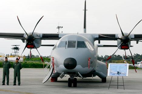 Russia e Italia investono sugli aerei da difesa (Foto: Reuters / Vostock Photo)