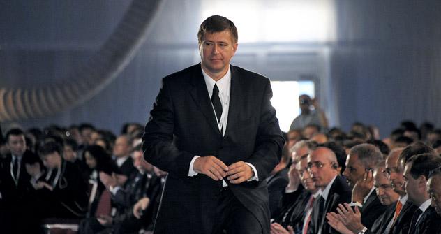 Il ministro della Giustizia russo Aleksandr Konovalov (Foto: Kommersant)