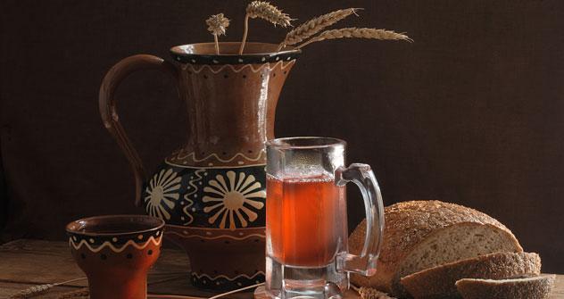 Kvas, bevanda nazionale russa (Foto: Lori / Legion Media)