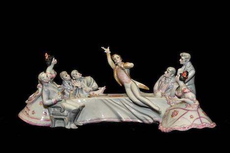 Le opere in mostra di Asta Brzhesizkaja (Foto: Ufficio Stampa)