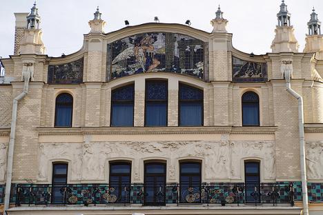 L'hotel Metropol di Mosca, venduto all'asta per 221 milioni di euro (Foto: Flickr/jaime.silva)