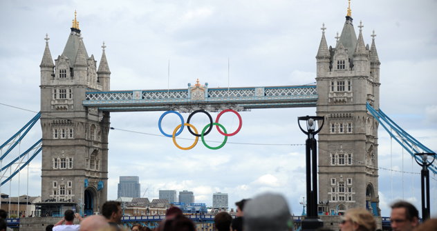Il flusso di turisti russi presenti a Londra durante le Olimpiadi è calato del 30-40 per cento rispetto alle previsioni (Foto: Ria Novosti)