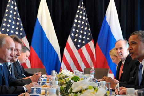 Alla vigilia delle elezioni negli Stati Uniti, ci si interroga sui futuri rapporti tra Usa e Federazione Russa. Intanto una cosa è certa: la Russia non cambierà il proprio approccio al sistema di difesa missilistico (Foto: AP)