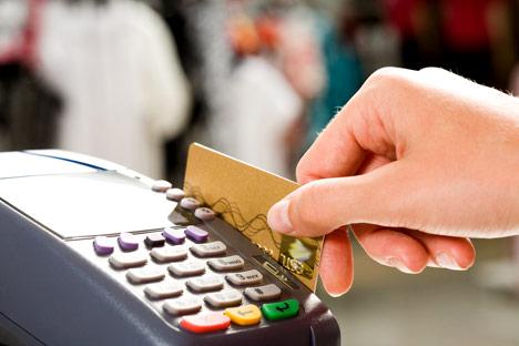 Nel 2011 c'erano 11 milioni di carte di credito in circolazione in Russia su un totale di 140 milioni di abitanti (Foto: PhotoXPress)