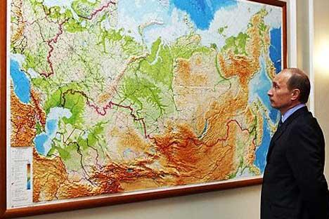 Il Presidente Vladimir Putin ha sempre appoggiato il processo di integrazione nell'area euroasiatica (Foto: AP)
