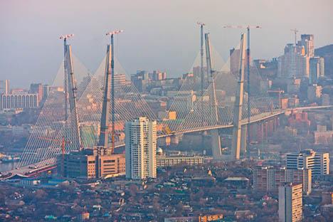Lo sviluppo delle infrastrutture nell'Estremo Oriente russo è di particolare interesse per il gruppo Caterpillar (Foto: